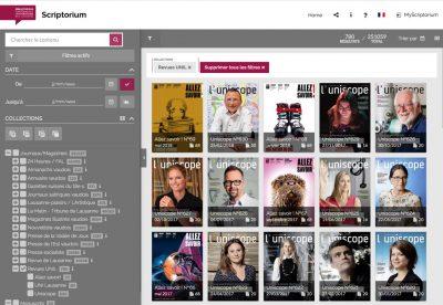 Scriptorium switches to HTML5