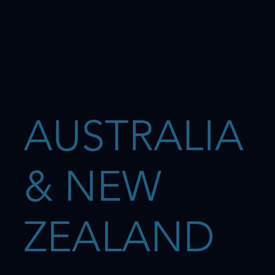 Contacts Australia & New Zealand