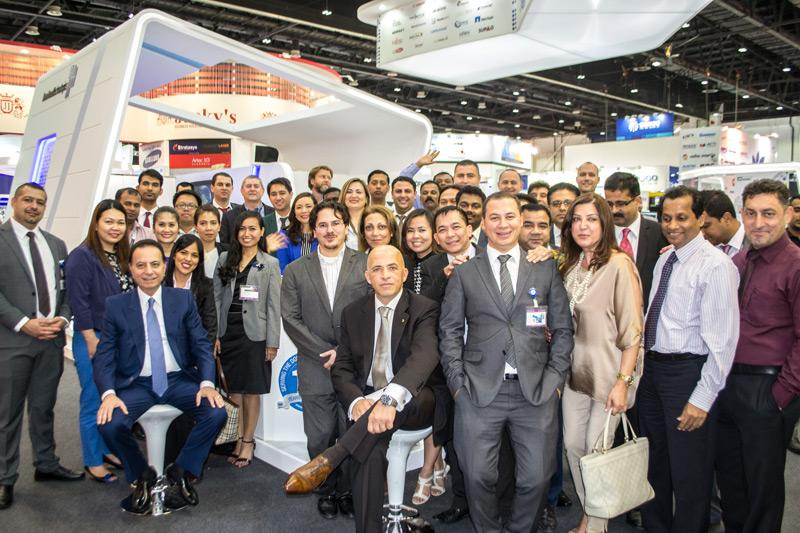 Thank you for joining us at Gitex in Dubai