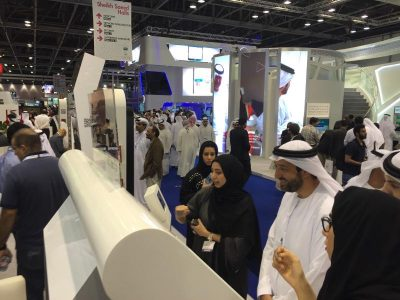 MediaINFO at Gitex 2015