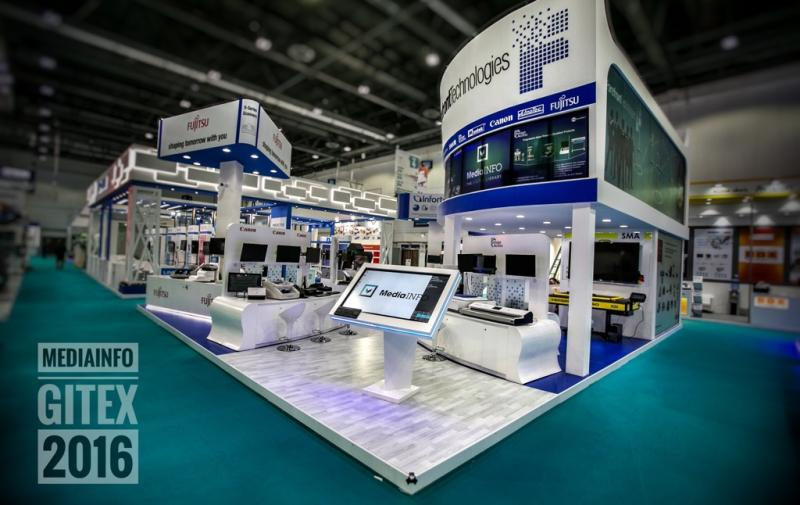 MediaINFO at Gitex 2016