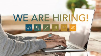 JOBS · We are hiring!