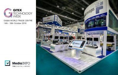 MediaINFO at Gitex 2018