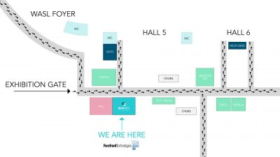 Gitex map