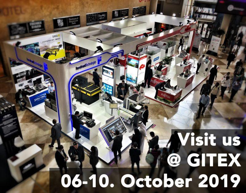 Visit us at gitex 2019
